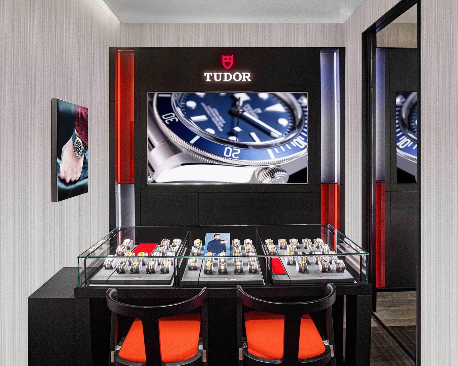 Tudor Retail Store